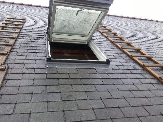 Guipavas toiture finistère